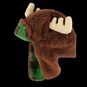 Lazy one critter cap -Moose. Size M